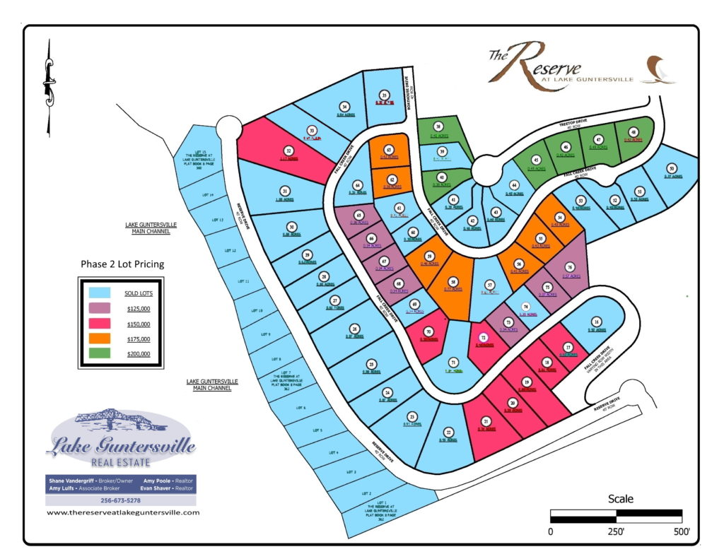 phase 2 lots for sale 06162020