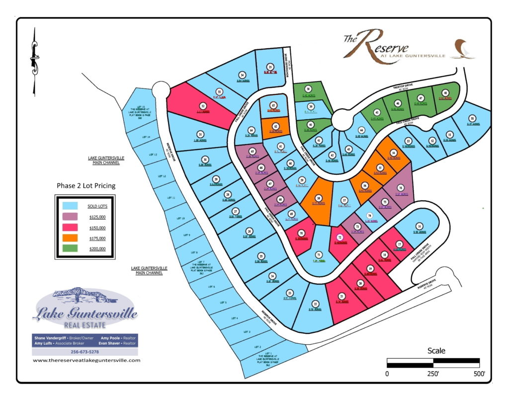 phase 2 lots for sale 11192020
