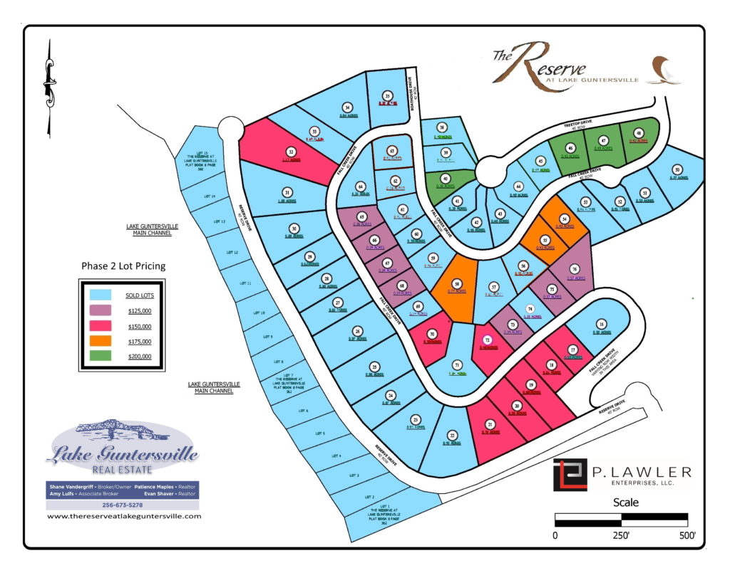 phase 2 lots for sale 05102021
